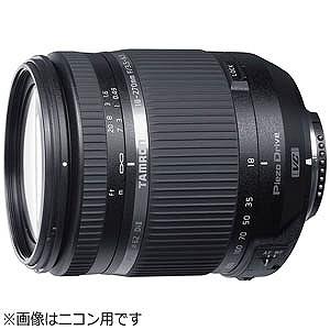 タムロン 交換レンズ 18-270mm F/3.5-6.3 Di II VC PZD(Model B008TS)【キヤノンEFマウント(APS-C用)】(送料無料)