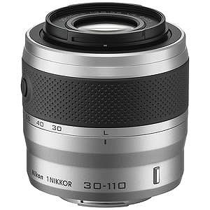 ニコン 交換レンズ 1 Nikkor VR 30-110mm f/3.8-5.6(ニコン1マウント) 1NVR30110SL(送料無料)