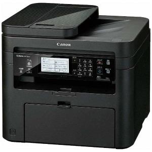 キヤノン CANON モノクロレーザー複合機「Satera」[はがき~A4対応/USB2.0/有線LAN/FAX・ADF搭載]  MF236n