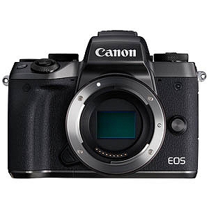 Canon EOS M5(ボディ(レンズ別売))(ミラーレス一眼カメラ) EOSM5BODY