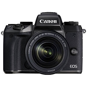 Canon EOS M5(EF-M18-150 IS STM レンズキット)(ミラーレス一眼カメラ) EOSM518150ISSTMLK