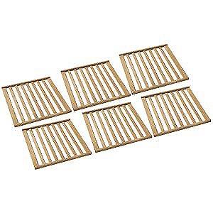 フォルスタージャパン ワインセラー DUAL用木製棚板(6枚セット) DUALタナイタ6マイセット
