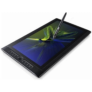 ワコム 15.6型液晶ペンタブレット Wacom MobileStudio Pro 16 DTH-W1620H/K0