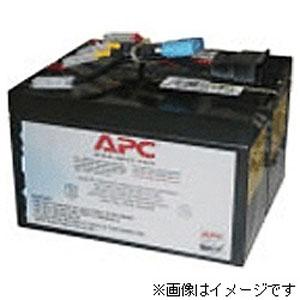 シュナイダーエレクトリック UPS 交換用バッテリ「SUA500JB/SUA750JB用」 RBC48