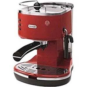 デロンギ 「エスプレッソマシン兼用」コーヒーメーカー(1.4L) ECO310R(送料無料)