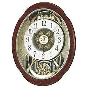 祝開店!大放出セール開催中 リズム時計工業リズム時計工業 電波からくり時計「スモールワールドブルームDX」 4MN499RH23, Sai Marche de Sanuki:70888ff2 --- mail.mangalamstore.com