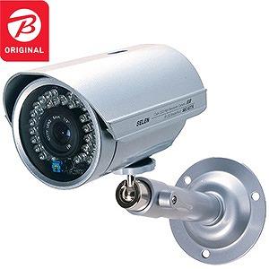 セレン 赤外線投光器内蔵防水型カラーカメラ SEC‐G775