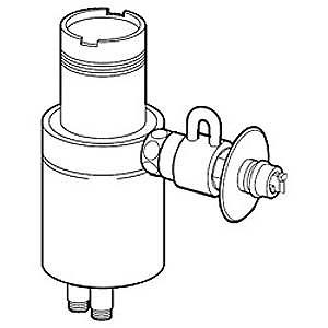 パナソニック 食器洗い乾燥機用 分岐水栓 CB‐STKB6