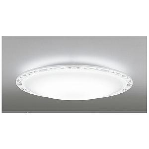 オーデリック リモコン付LEDシーリングライト(~10畳)調光・調色(昼光色~電球色) OL251039