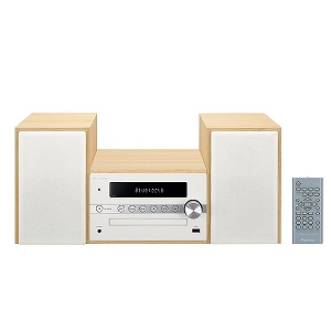 パイオニア (ワイドFM対応)Bluetooth対応 CDミニコンポーネントシステム(ホワイト) X-CM56W(送料無料)