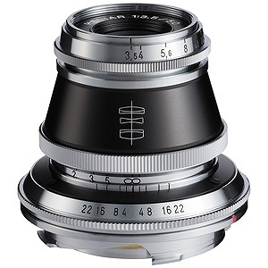 フォクトレンダー 交換レンズ HELIAR Vintage Line 50mm F3.5(ヘリアー ヴィンテージライン)【VMマウント(ライカMマウント互換)】