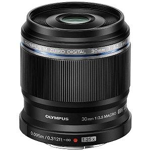 オリンパス 交換レンズ M.ZUIKO DIGITAL ED 30mm F3.5 Macro【マイクロフォーサーズマウント】(送料無料)