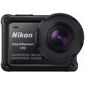ニコン ニコン KeyMission 170 KM170BK(送料無料)
