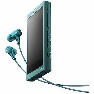 ソニー ハイレゾポータブルプレーヤー ソニー ウォークマン WALKMAN Aシリーズ(64GB) NW-A37HN LM (ブルー)