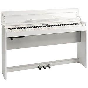 ローランド 電子ピアノ DPシリーズ(88鍵盤/白塗鏡面艶出し塗装仕上げ) DP603-PWS(標準設置無料)