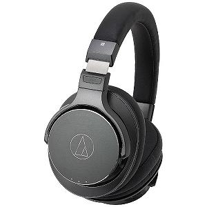 オーディオテクニカ (ハイレゾ音源対応)[マイク付]ブルートゥースヘッドホン ATH-DSR7BT(送料無料)