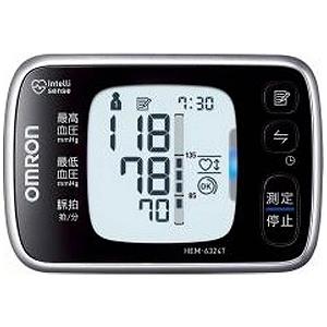オムロン 手首式血圧計 HEM-6324T(送料無料)