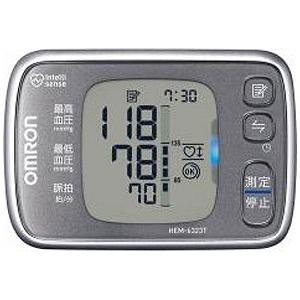 オムロン 手首式血圧計 HEM-6323T(送料無料)