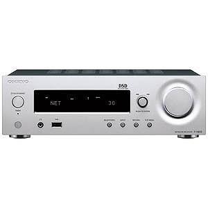 ONKYO (ハイレゾ音源゛対応)ネットワークレシーバー R-N855S