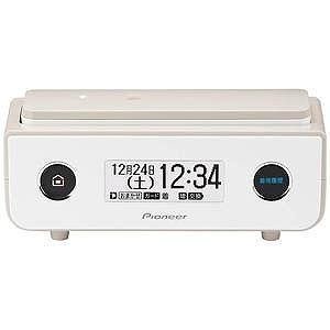 パイオニア (子機なし)デジタルコードレス留守番電話機 TF-FD35S-TY (マロン)