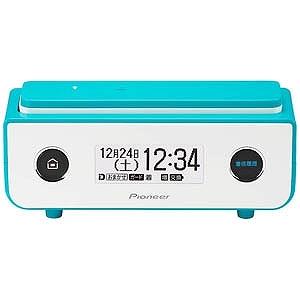 パイオニア (子機なし)デジタルコードレス留守番電話機  TF-FD35S-L (ターコイズブルー)