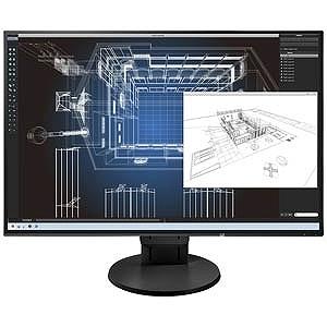 ナナオ/EIZO 24.1型LEDバックライト搭載液晶モニター(ブラック)FlexScan EV2456-RBK