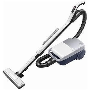 シャープ 紙パック式掃除機(自走式ブラシ搭載) EC‐KP15P‐W (ホワイト系)