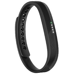 ウェアラブル端末 フィットネスリストバンド「Fitbit Flex2」 FB403BK-JPN (Black)