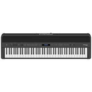 ローランド 電子ピアノ FPシリーズ(88鍵盤/ブラック) FP-90 (BK)