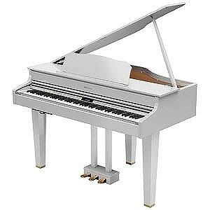 ローランド 電子ピアノ(88鍵盤/白塗鏡面艶出し塗装仕上げ) GP607 (PWS)(標準設置無料)