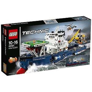 LEGO レゴブロック 42064 クラシック 海洋調査船(送料無料)