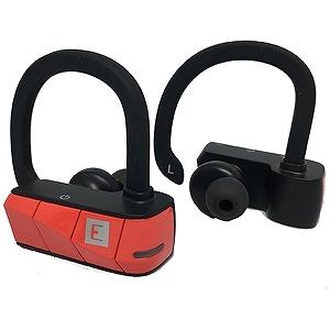 ブルートゥースイヤホン 耳かけカナル型 Rio3(レッド) AERO00RD00(送料無料)