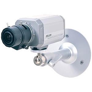 セレン 【屋内用】バリフォーカルレンズ付きカラーカメラ [生産完了品 在庫限り] SEC-N732(送料無料)