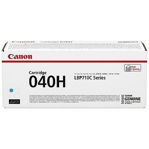 Canon (純正)トナーカートリッジ040H(大容量シアン) CRG‐040HCYN
