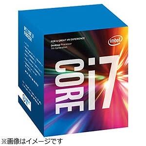 インテル Core i7-7700 BOX品 BX80677I77700