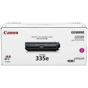 Canon 純正トナーカートリッジ335e CRG‐335EMAG(マゼンタ)