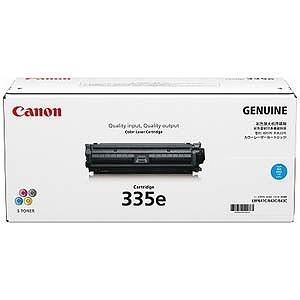 Canon 純正トナーカートリッジ335e CRG‐335ECYN (シアン)