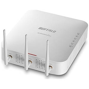 バッファロー 無線LANアクセスポイント 同時接続 インテリジェント WAPM‐1750D