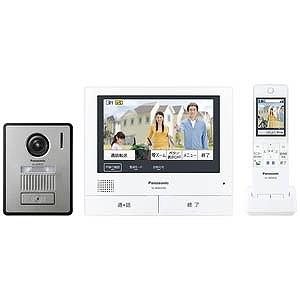 パナソニック ワイヤレスモニター付テレビドアホン VL‐SWH705KL