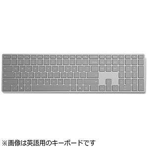 マイクロソフト Surface専用ワイヤレスキーボード 日本語版 WS2‐00019