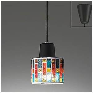 オーデリック LEDペンダントライト 電球色 OP034346LD