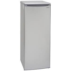 アビテラックス 1ドア冷凍庫 (112L・右開き) ACF‐112FE シルバーストライプ(標準設置無料)
