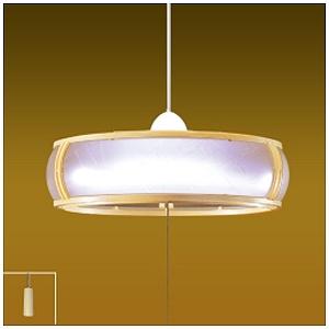 瀧住電機工業 LED和風ペンダントライト (~8畳) 昼光色  RV80065(送料無料)