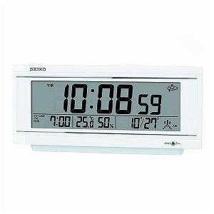 セイコー 衛星電波置き時計 「スペースリンク」 GP501W