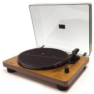 レコードプレーヤー Amadana Music SIBRECO UIZZ.18520