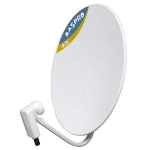 マスプロ 4K・8K衛星放送対応 BS・110度CS デジタルアンテナセット BC45RL‐SET(送料無料)