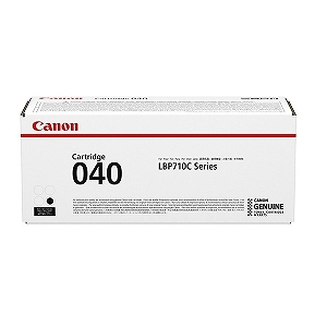 Canon (純正)トナーカートリッジ040(ブラック) CRG‐040BLK(送料無料)