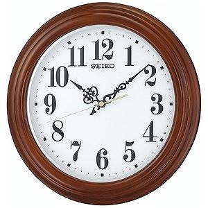 セイコー 電波掛け時計「全面点灯掛け時計」 KX228B