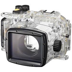 Canon ウォータープルーフケース(PowerShot G7 X Mark II用) WP‐DC55