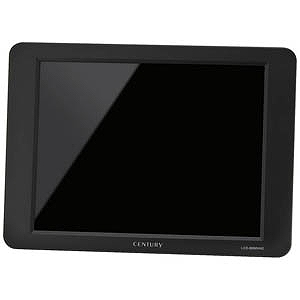 センチュリー 8インチHDMIマルチモニター plus one HDMI LCD‐8000VH2B (ブラック)